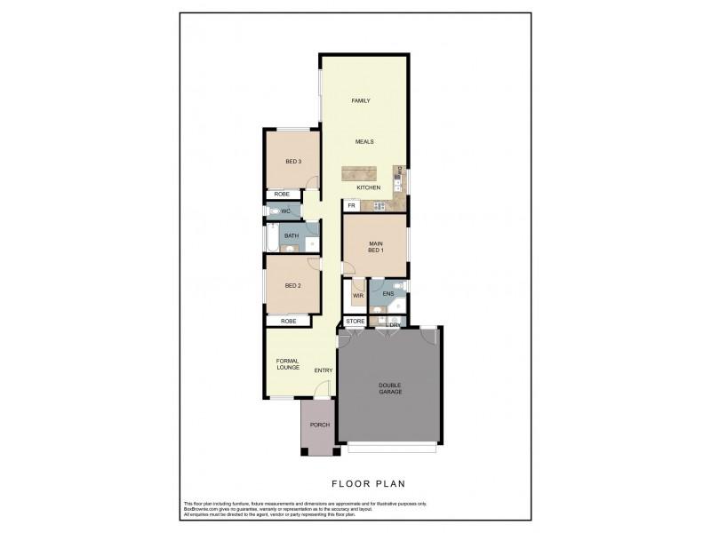 8 Urban Drive, Epping VIC 3076 Floorplan