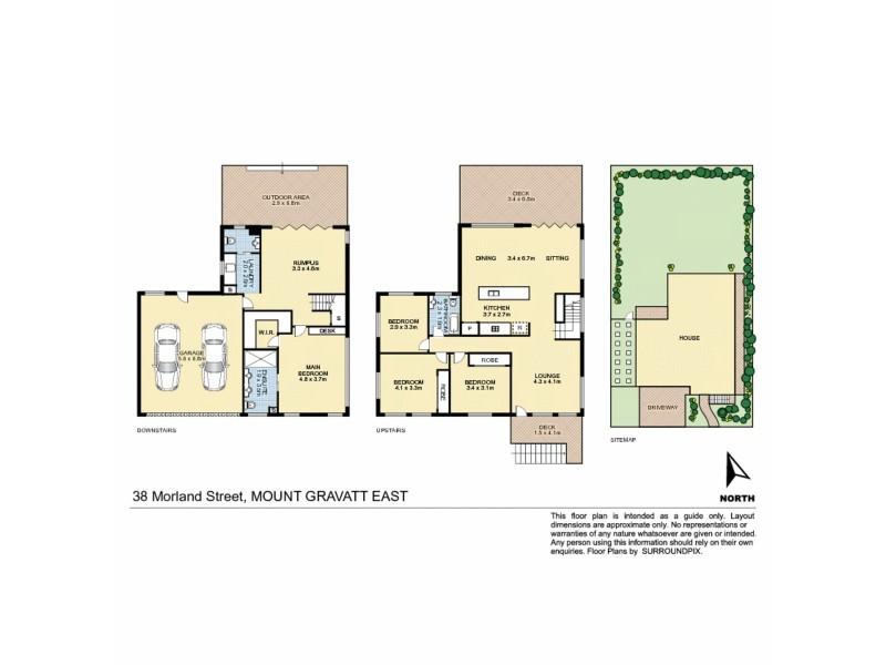 38 Morland Street, Mount Gravatt East QLD 4122 Floorplan