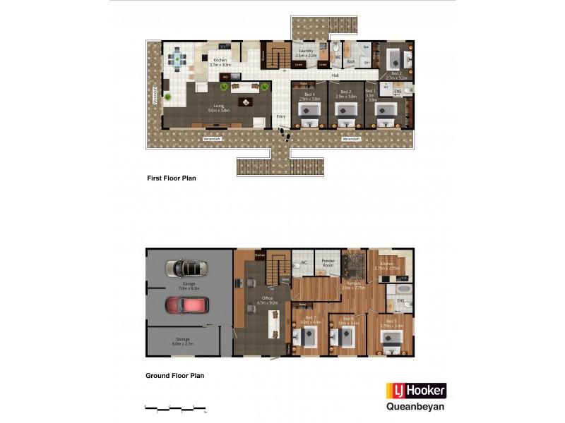 3 Naylor Street, Queanbeyan NSW 2620 Floorplan