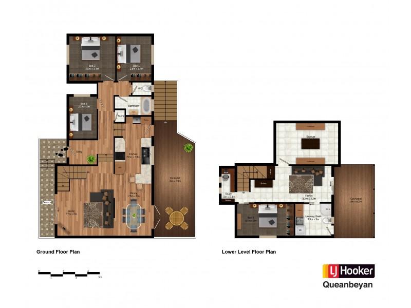 77 Munro Road, Queanbeyan NSW 2620 Floorplan