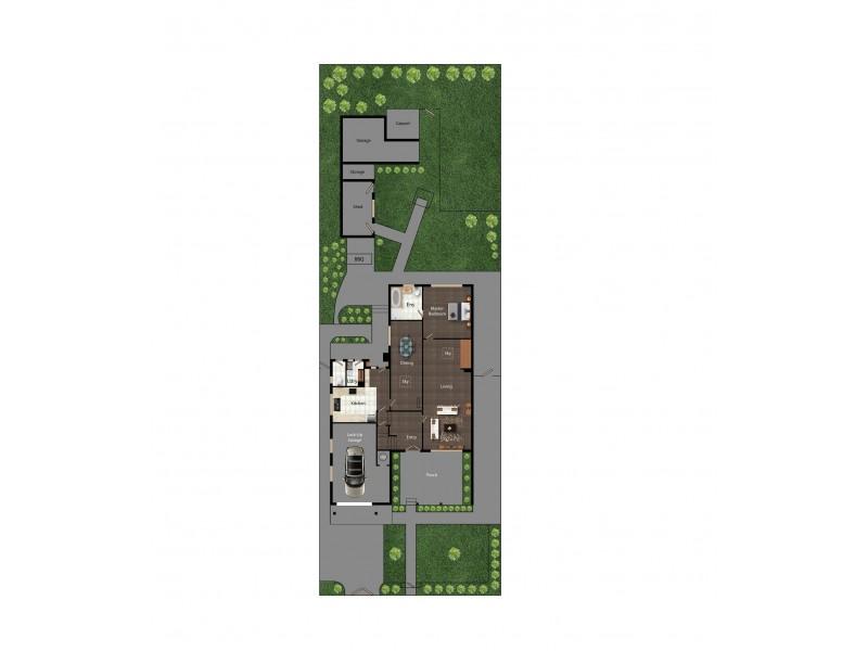 46 Ross Road, Queanbeyan NSW 2620 Floorplan