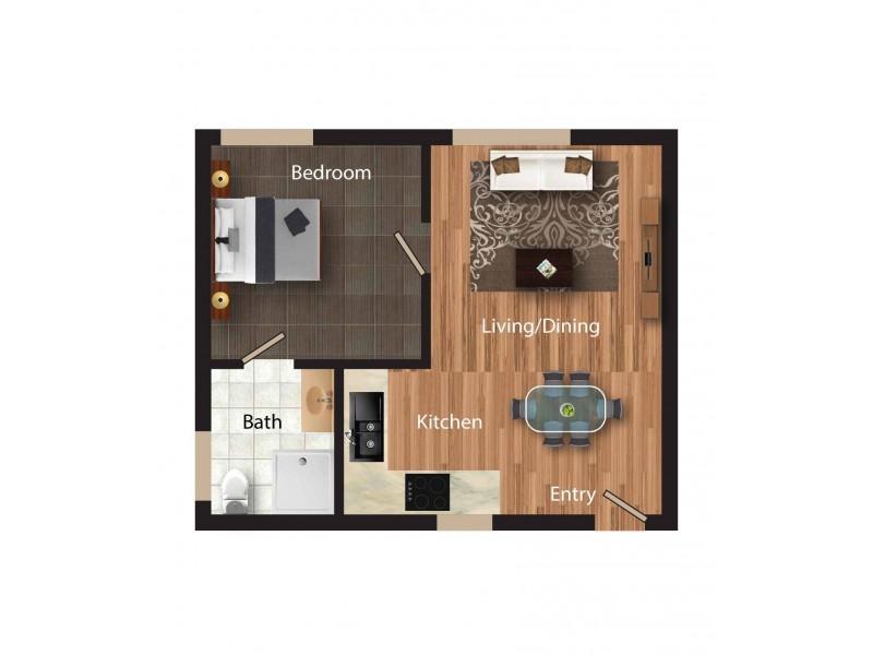 8/22 Carrington Street, Queanbeyan NSW 2620 Floorplan