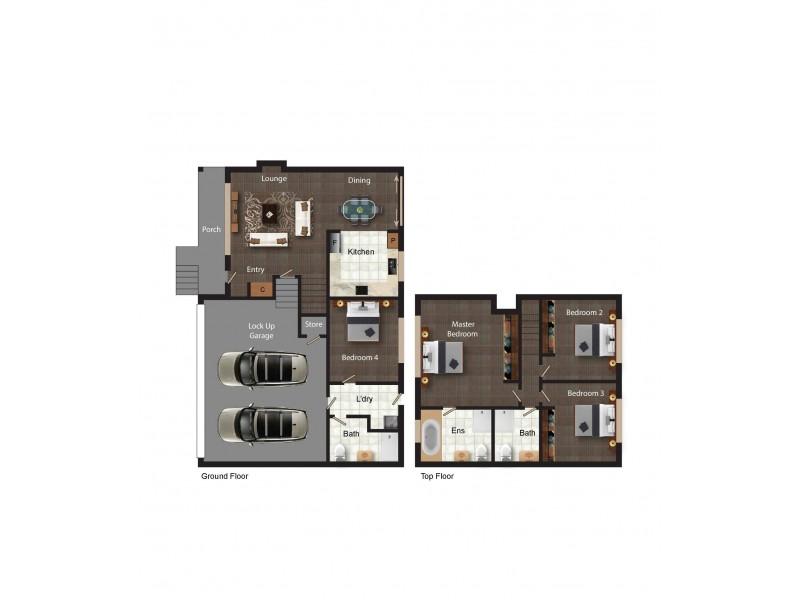 2/102 Gilmore Road, Queanbeyan NSW 2620 Floorplan