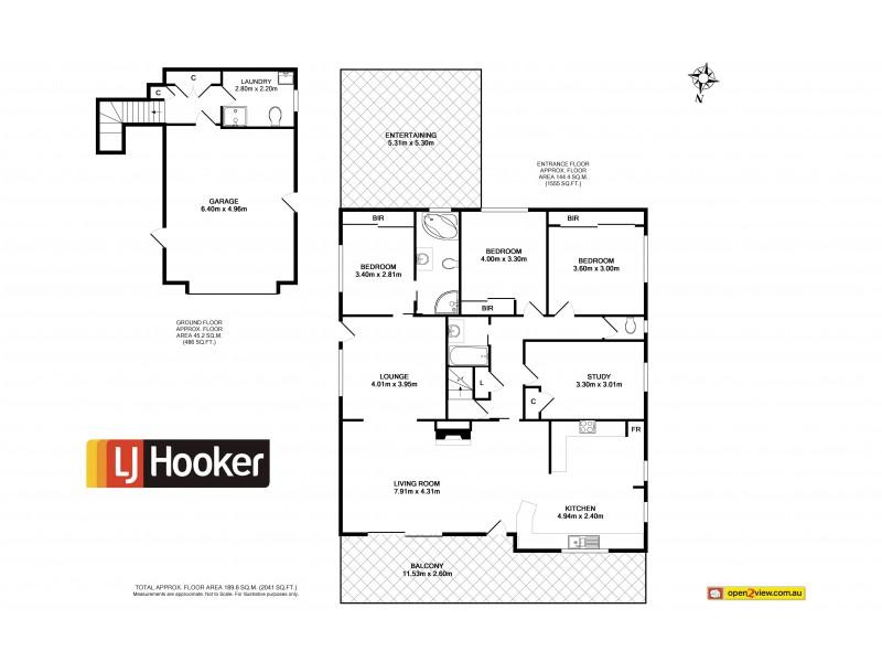 22 Owens Street, Ulladulla NSW 2539 Floorplan