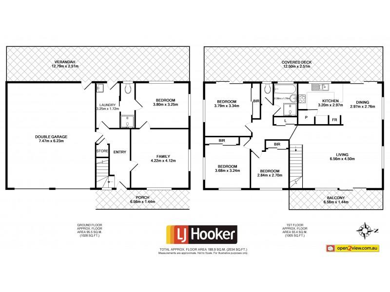 6 Harold Street, Kings Point NSW 2539 Floorplan