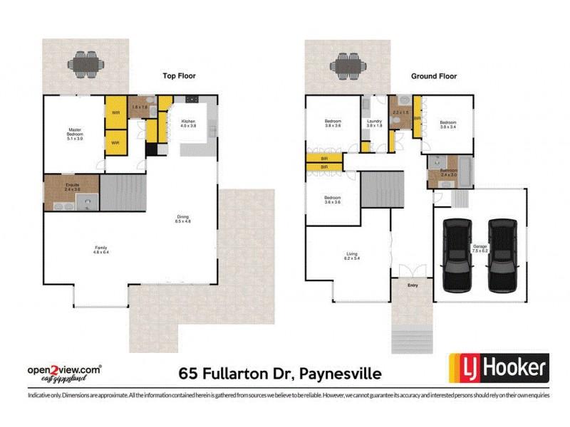 65 Fullarton Drive, Paynesville VIC 3880 Floorplan