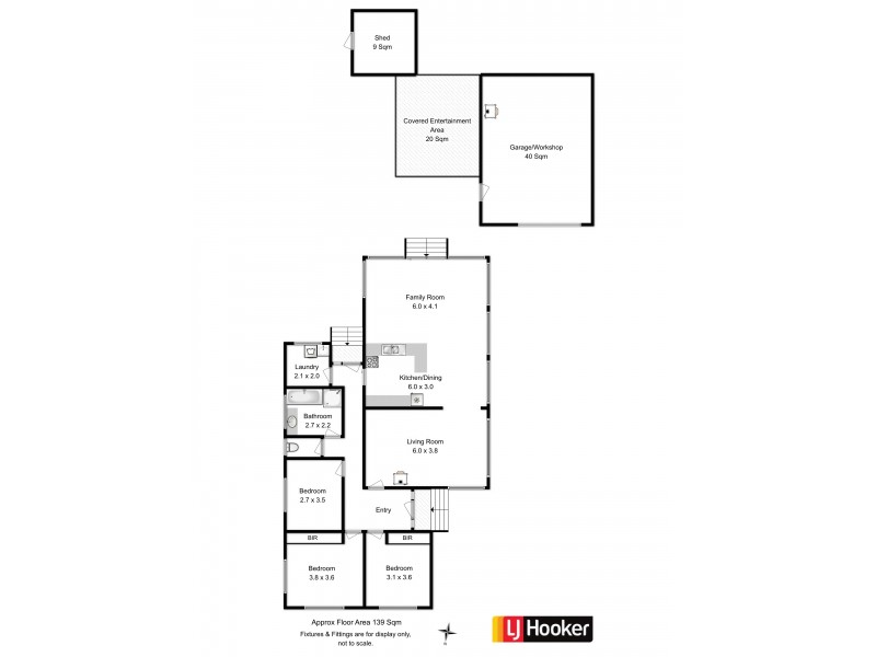 14 Henry Street, Sorell TAS 7172 Floorplan