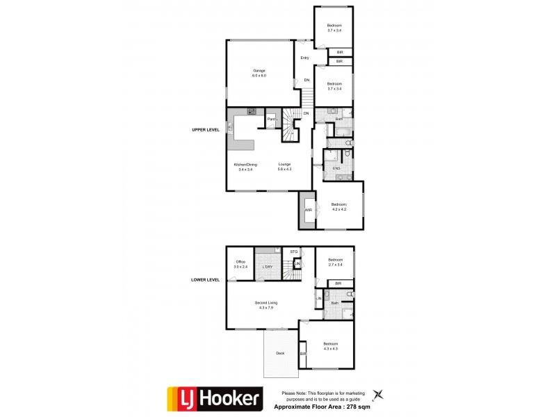 Unit 3/5 Mayhill Court, West Moonah TAS 7009 Floorplan