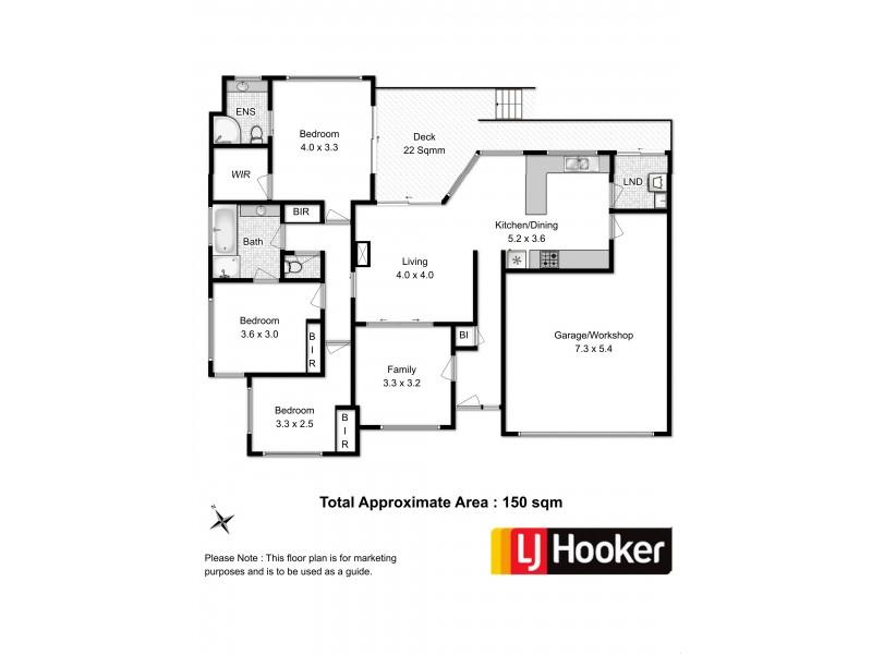 17 Elmac Crescent, Austins Ferry TAS 7011 Floorplan
