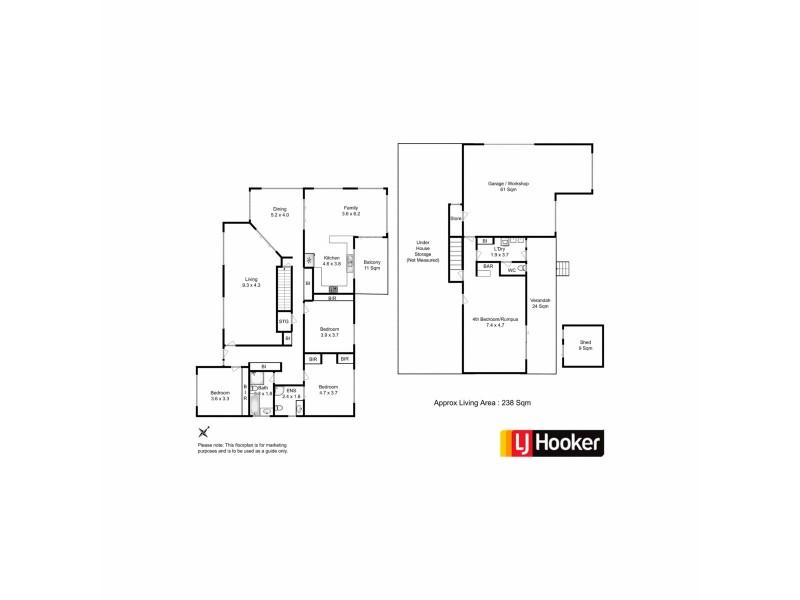 12 Newitt Drive, Austins Ferry TAS 7011 Floorplan