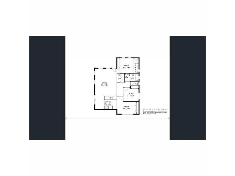 11B Brodie Street, Claremont TAS 7011 Floorplan