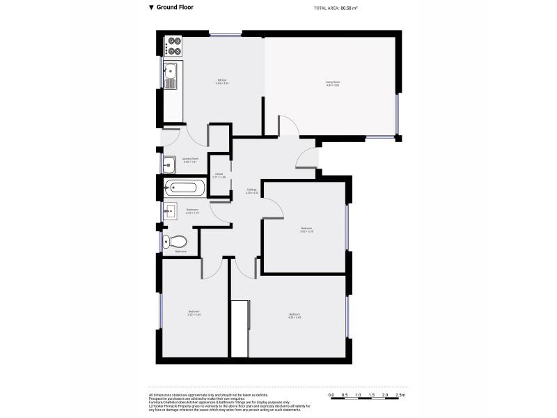 12 Landers Circle, Rokeby TAS 7019 Floorplan