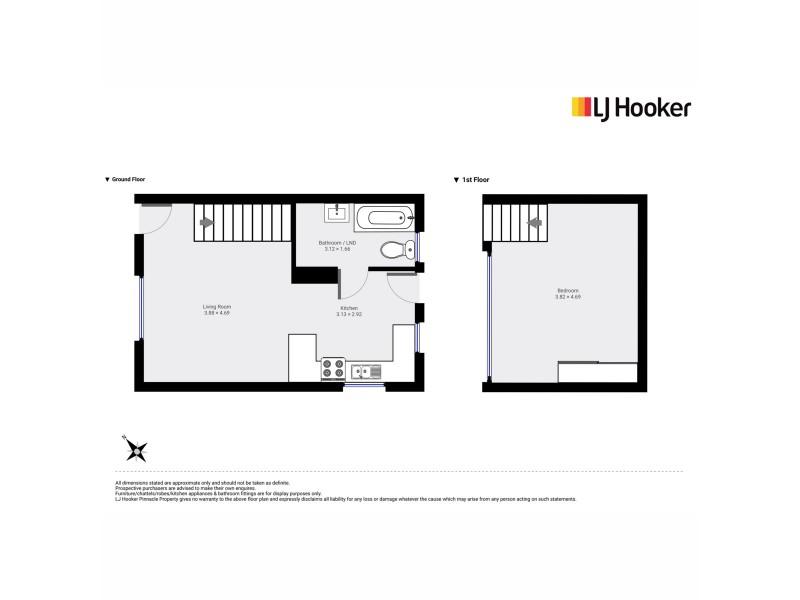 5/36 Abbotsfield Road, Claremont TAS 7011 Floorplan