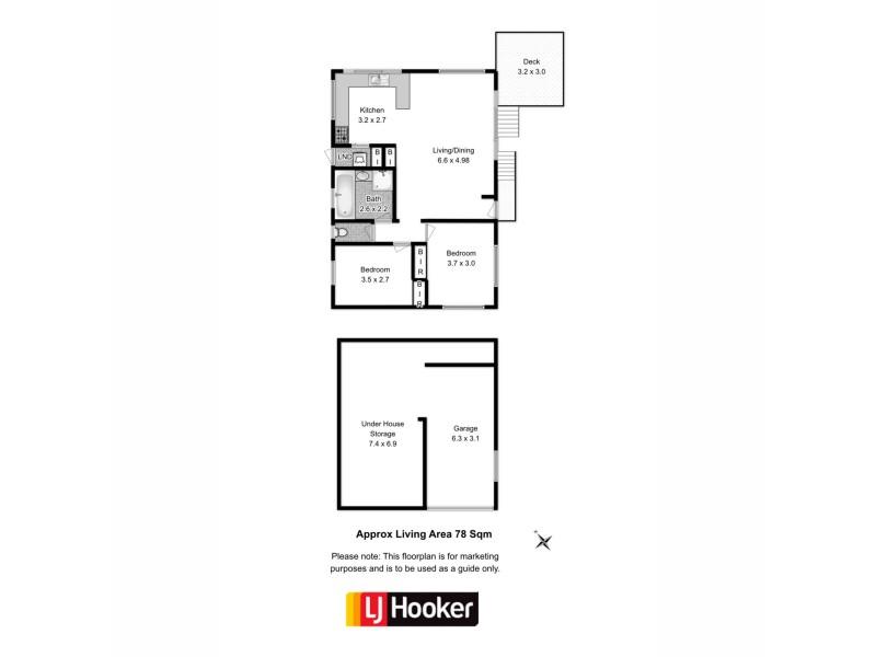 1/3 Chatterton Court, Claremont TAS 7011 Floorplan