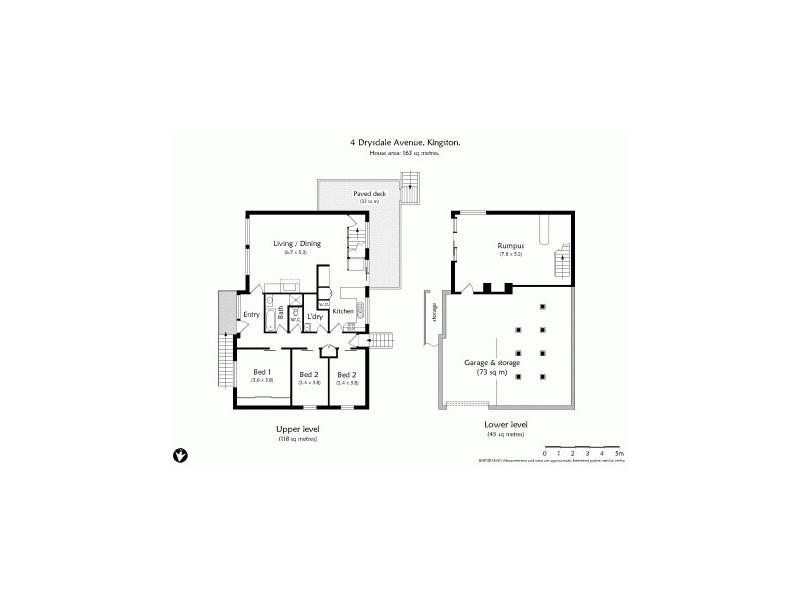 4 Drysdale Avenue, Kingston TAS 7050 Floorplan