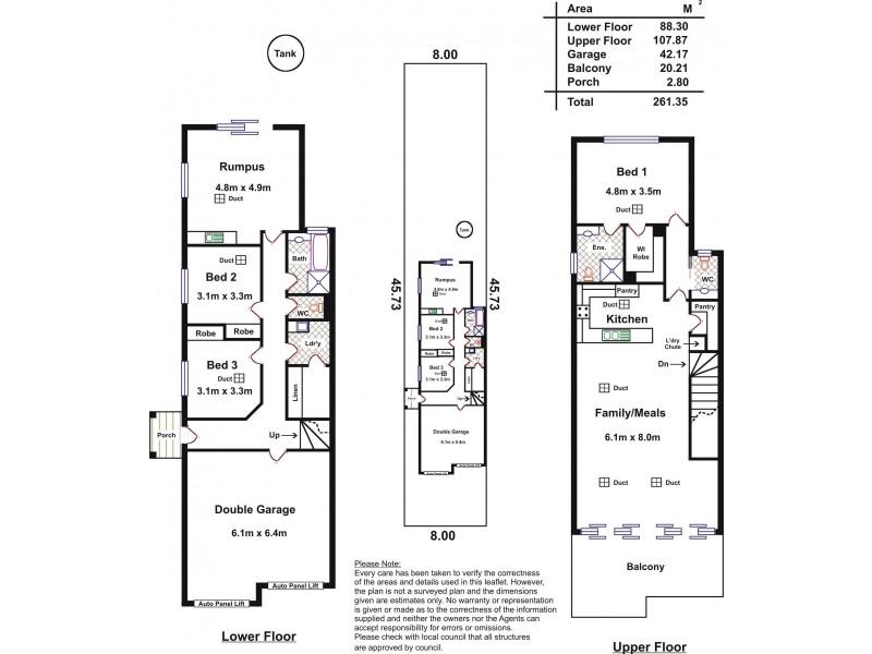 7 Hack Street, Aldinga Beach SA 5173 Floorplan