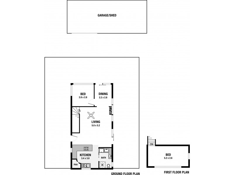 18 Ningana Road, Aldinga Beach SA 5173 Floorplan