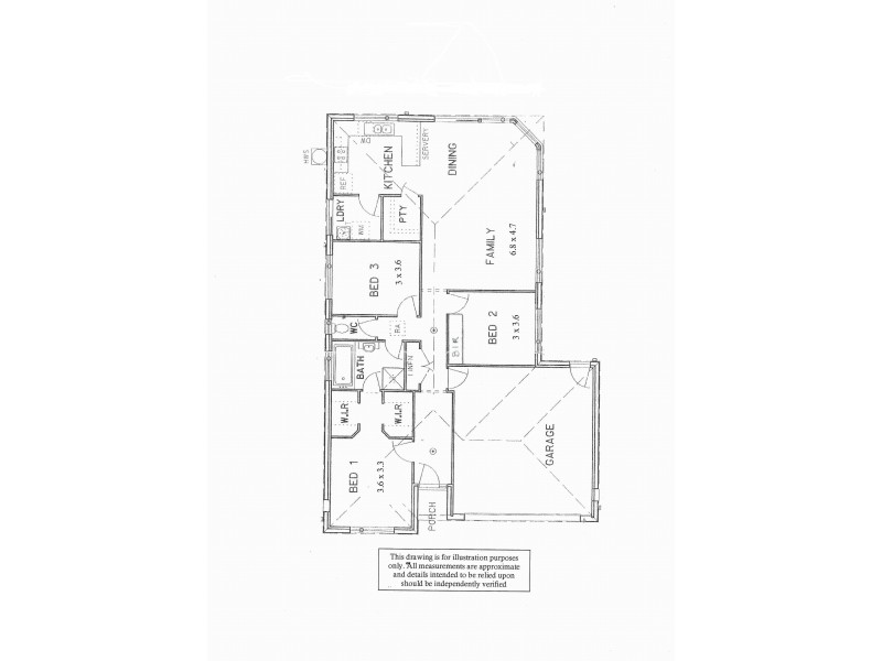 52 Pridham Boulevard, Aldinga Beach SA 5173 Floorplan