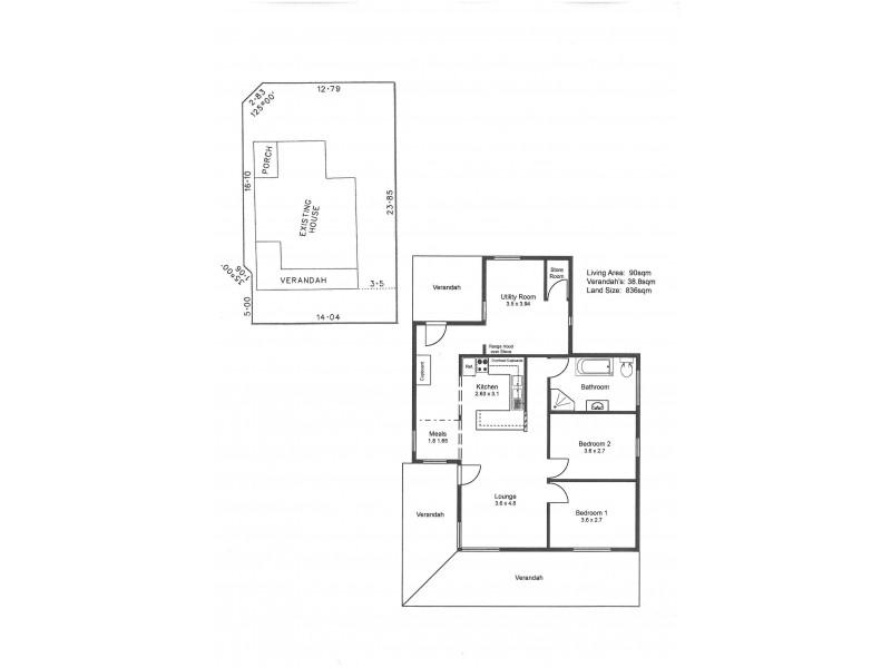 31 Whinnerah Avenue, Aldinga Beach SA 5173 Floorplan