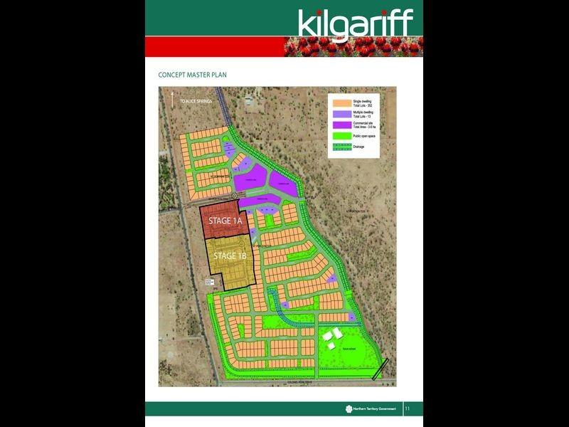 7295/Kilgariff Newest Suburb, Alice Springs NT 0870