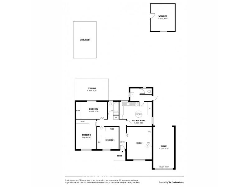 46 Lily Street, Blair Athol SA 5084 Floorplan