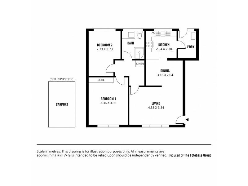4/37 Hepburn Street, Broadview SA 5083 Floorplan