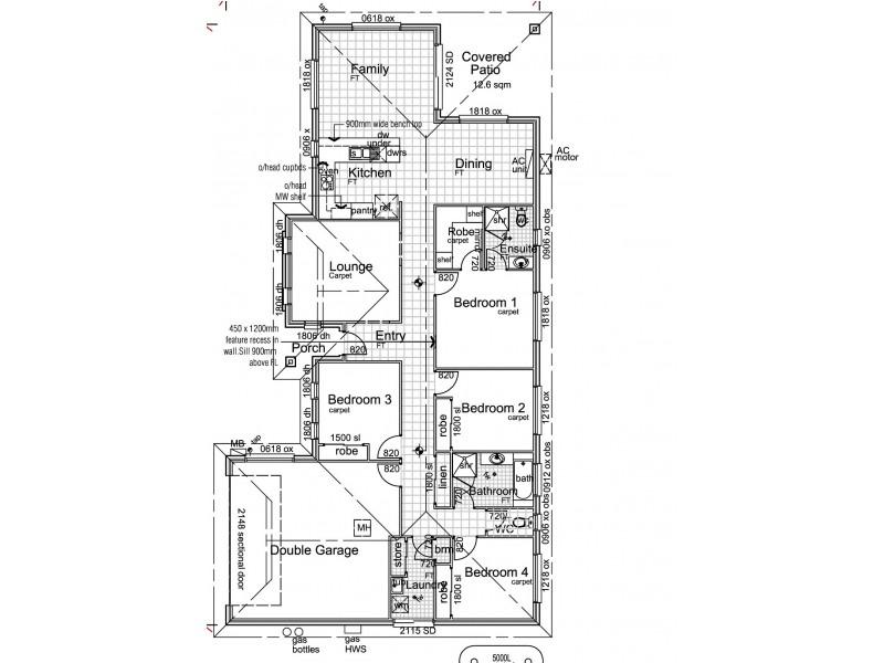 5 Webb Street, Calamvale QLD 4116 Floorplan