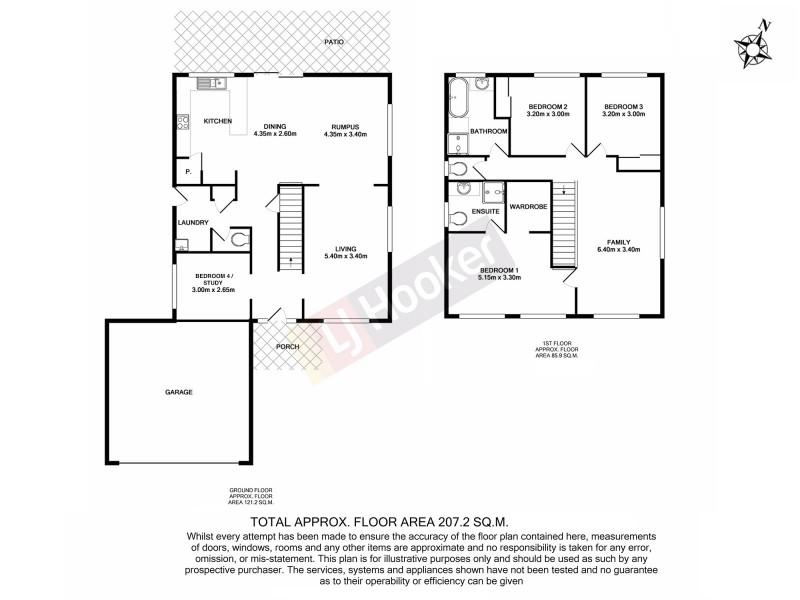 29 Mt D' Aguilar Crescent, Algester QLD 4115 Floorplan