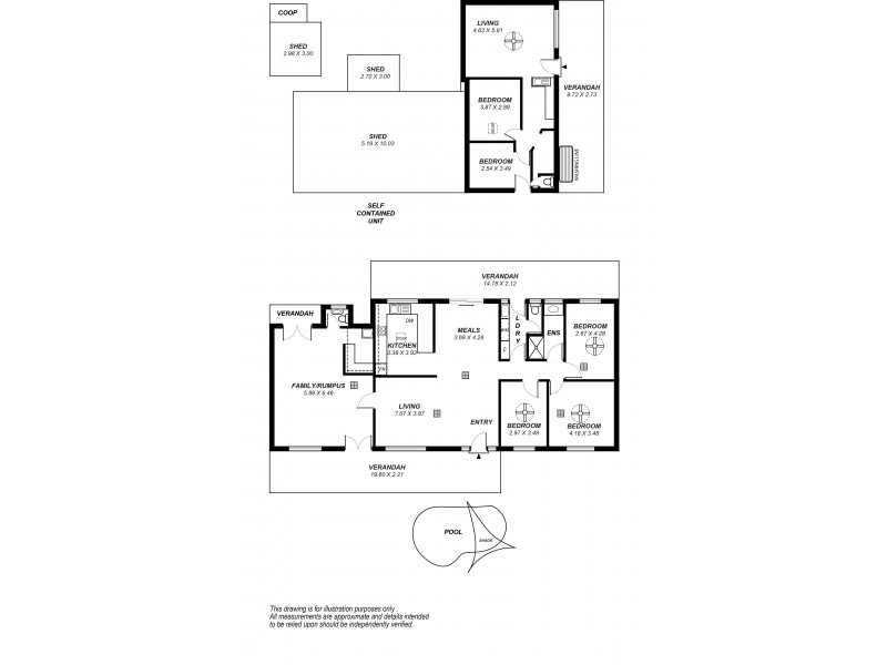 17 Junction Road, Littlehampton SA 5250 Floorplan