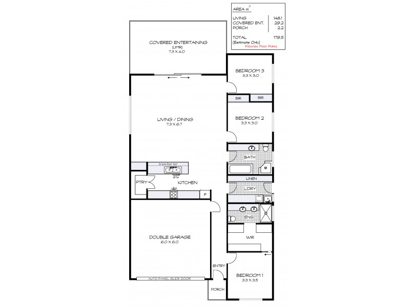 64 Montpelier Terrace, Port Elliot SA 5212 Floorplan