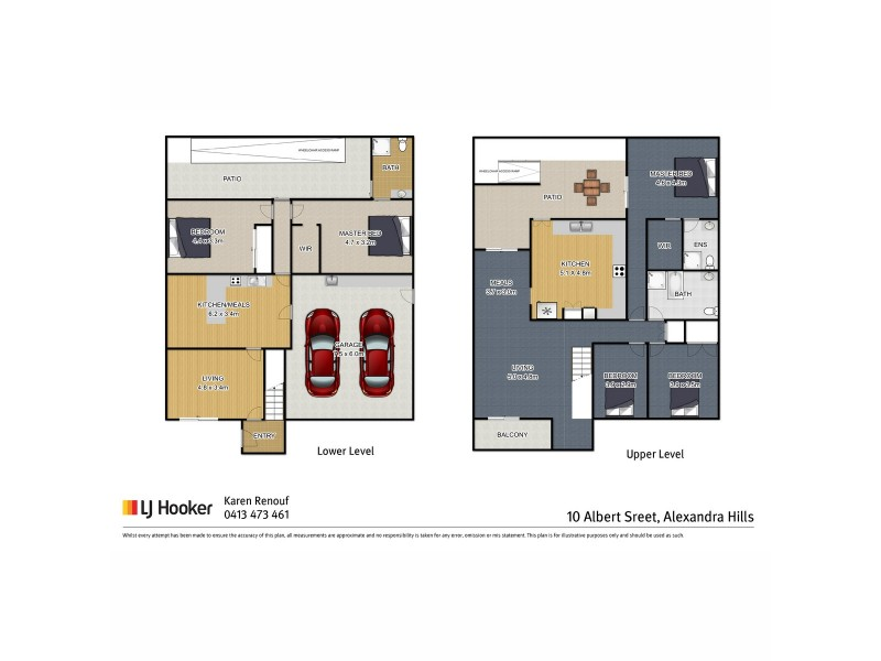 10 Albert Court, Alexandra Hills QLD 4161 Floorplan