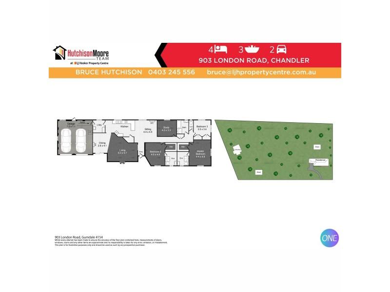903 London Road, Chandler QLD 4155 Floorplan