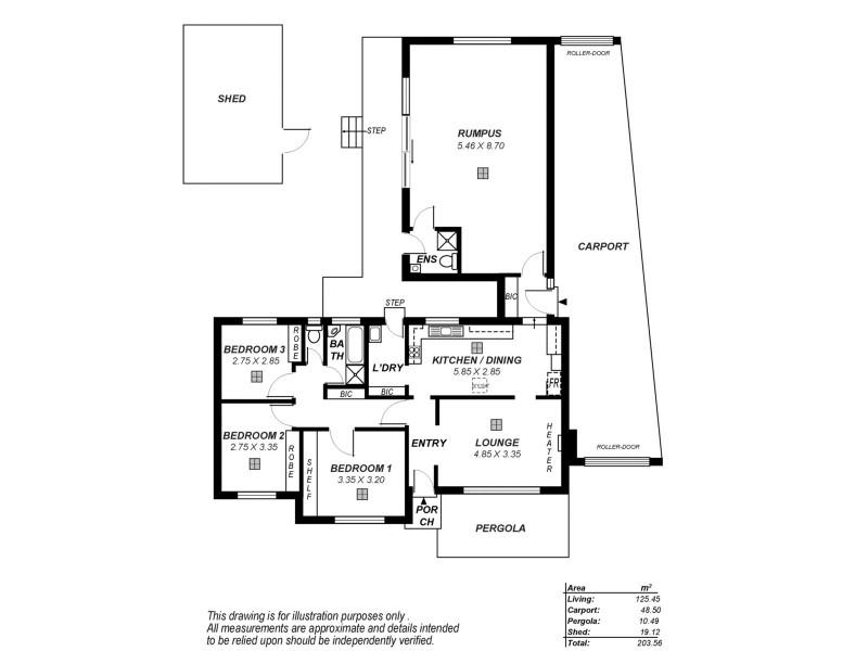 699 North East Road, Gilles Plains SA 5086 Floorplan