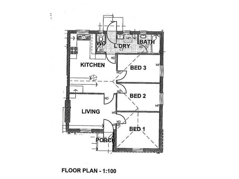 19 Mantissa Road, Salisbury North SA 5108 Floorplan