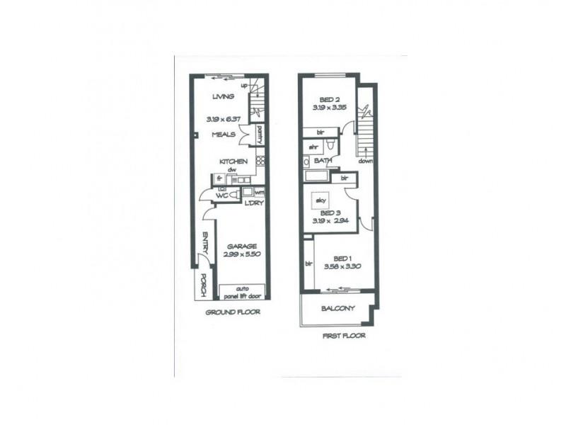Albert Park SA 5014 Floorplan