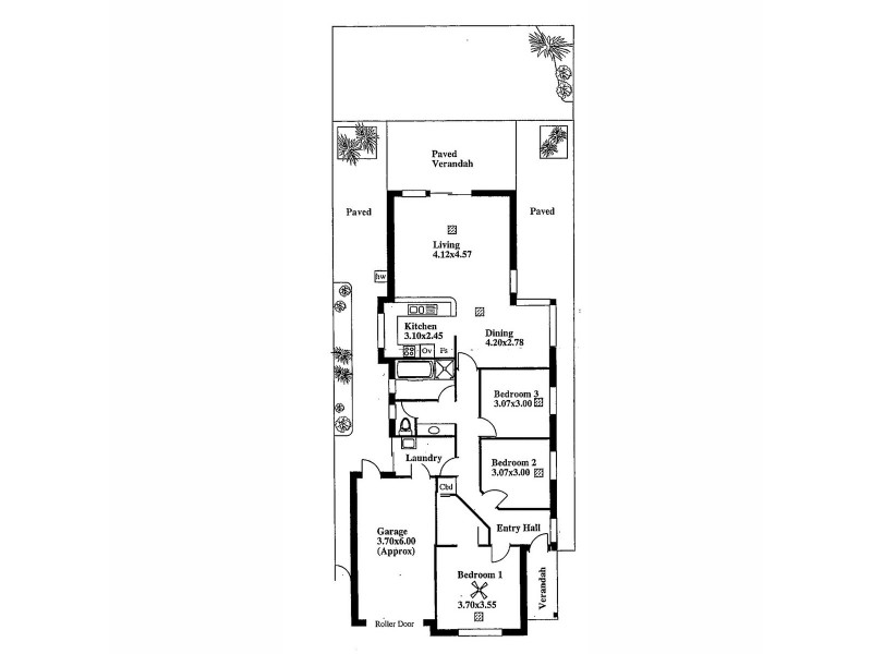 9 Charles Tank Drive, Sheidow Park SA 5158 Floorplan