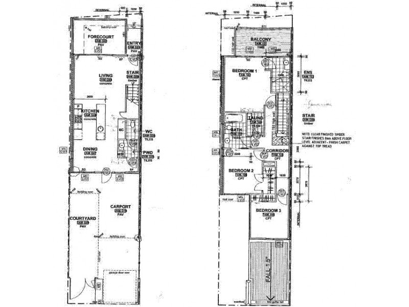 1 Kudlyo Close, New Port SA 5015 Floorplan