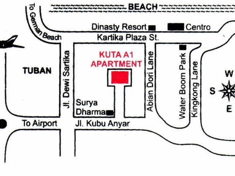 A1 Apartments Reconcana Jalen, Ascot WA 6104