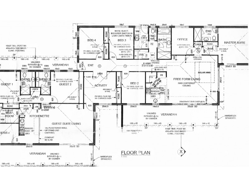 9 Harvey View Drive, Herron WA 6211 Floorplan