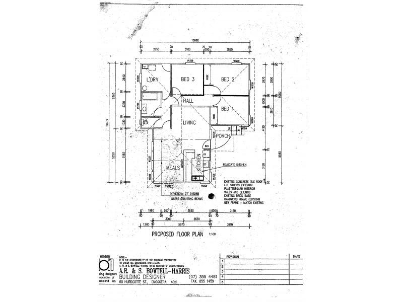26 Hebe Street, Bardon QLD 4065 Floorplan