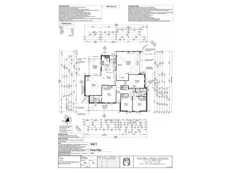 89A & B Swansea Street, East Victoria Park WA 6101 Floorplan
