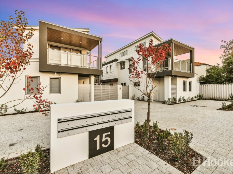 15 Gochean Avenue, Bentley WA 6102