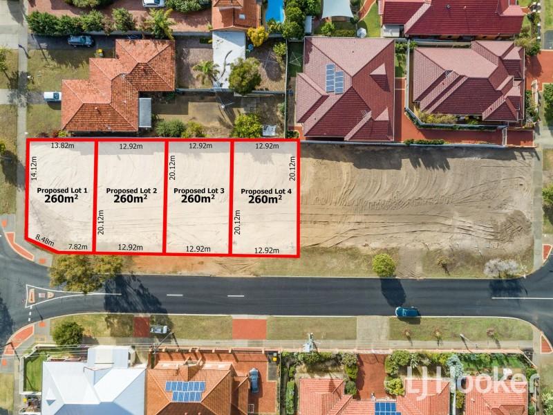 Proposed L Corner of Temple & Washington Street, Victoria Park WA 6100