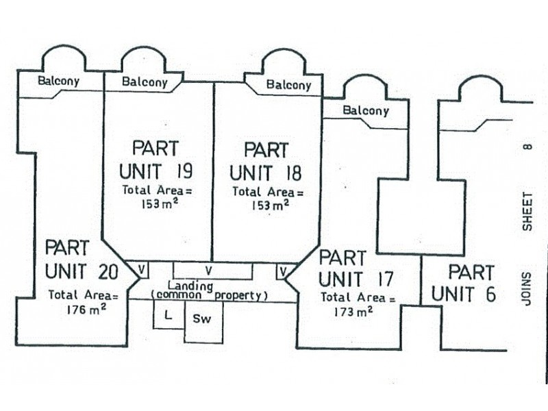 19/336 Casuarina Drive, Rapid Creek NT 0810 Floorplan