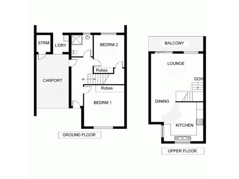 28/29 Gardens Hill Crescent, The Gardens NT 0820 Floorplan