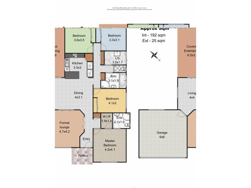 32 Turrbal Street, Bellbowrie QLD 4070 Floorplan