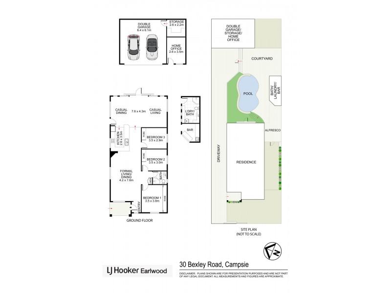 30 Bexley Road, Campsie NSW 2194 Floorplan