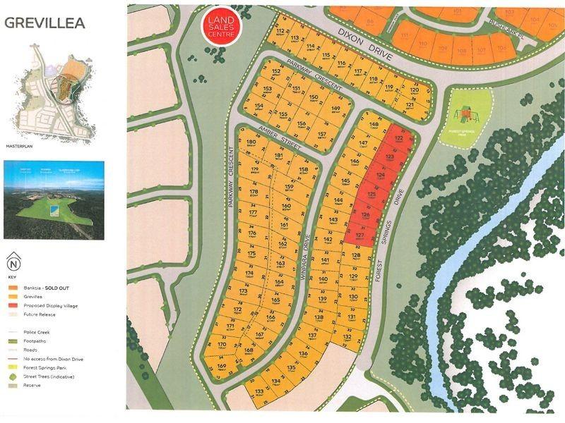 Forest Spr Estate, Kirkwood QLD 4680