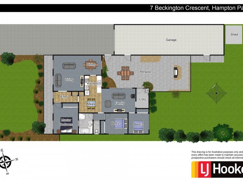 7 Beckington Crescent, Hampton Park VIC 3976