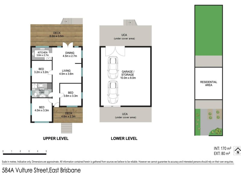 584A Vulture Street East, East Brisbane QLD 4169 Floorplan